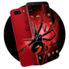 Red Poisonous Spider Theme 圖標