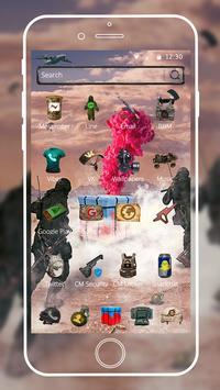 Cool Battle military war theme screenshot 4