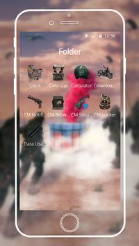Cool Battle military war theme screenshot 6