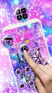 Dream Catcher Galaxy Theme screenshot 1