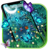Moonlight Magical Forest Theme🌴 icon