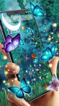 Moonlight Magical Forest Theme🌴 screenshot 1