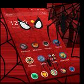 Spider man Theme Cartoon theme icon
