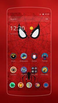 Spider man Theme Cartoon theme poster