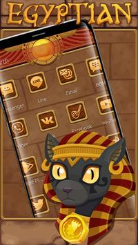 Egyptian Treasure Launcher Theme screenshot 1