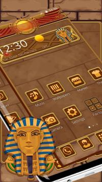 Egyptian Treasure Launcher Theme screenshot 7