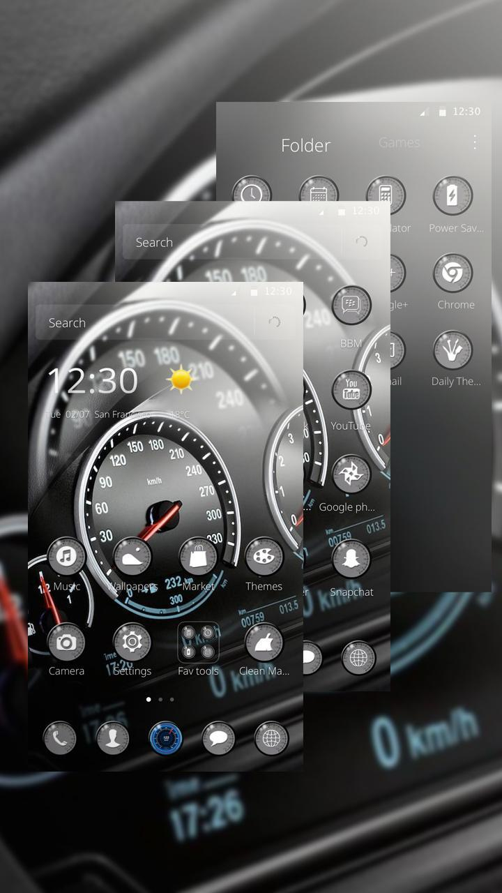 Theme Car Speedometer speed for Android - APK Download