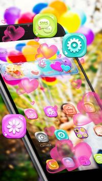 Romantic Lovely Couple DP Theme screenshot 1