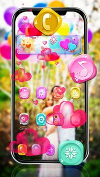Romantic Lovely Couple DP Theme screenshot 2
