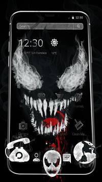 Black Scary Devil Theme👹 screenshot 3
