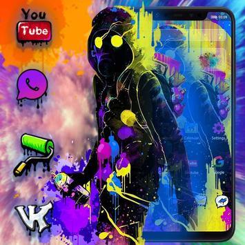 Hip Hop Music Man Launcher screenshot 2
