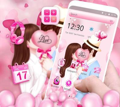 Sweet Romantic Love Couple Theme poster