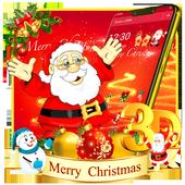 Christmas 3D Live Launcher Theme icon
