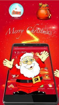 Christmas 3D Live Launcher Theme poster
