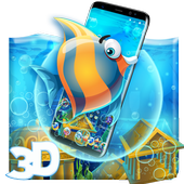 Coral Reef Parallax Theme icon