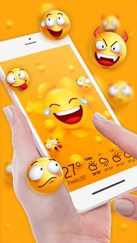 Fancy Emoji poster
