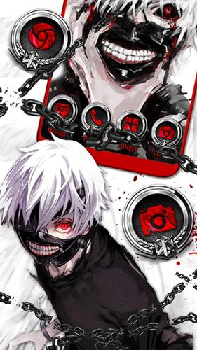 Anime Ken Kaneki Themes Live Wallpapers For Android Apk Download