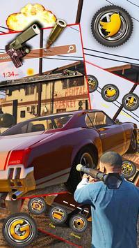 Gangster, Shooting, Auto Themes & Live Wallpapers screenshot 1