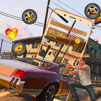 Gangster, Shooting, Auto Themes & Live Wallpapers screenshot 3