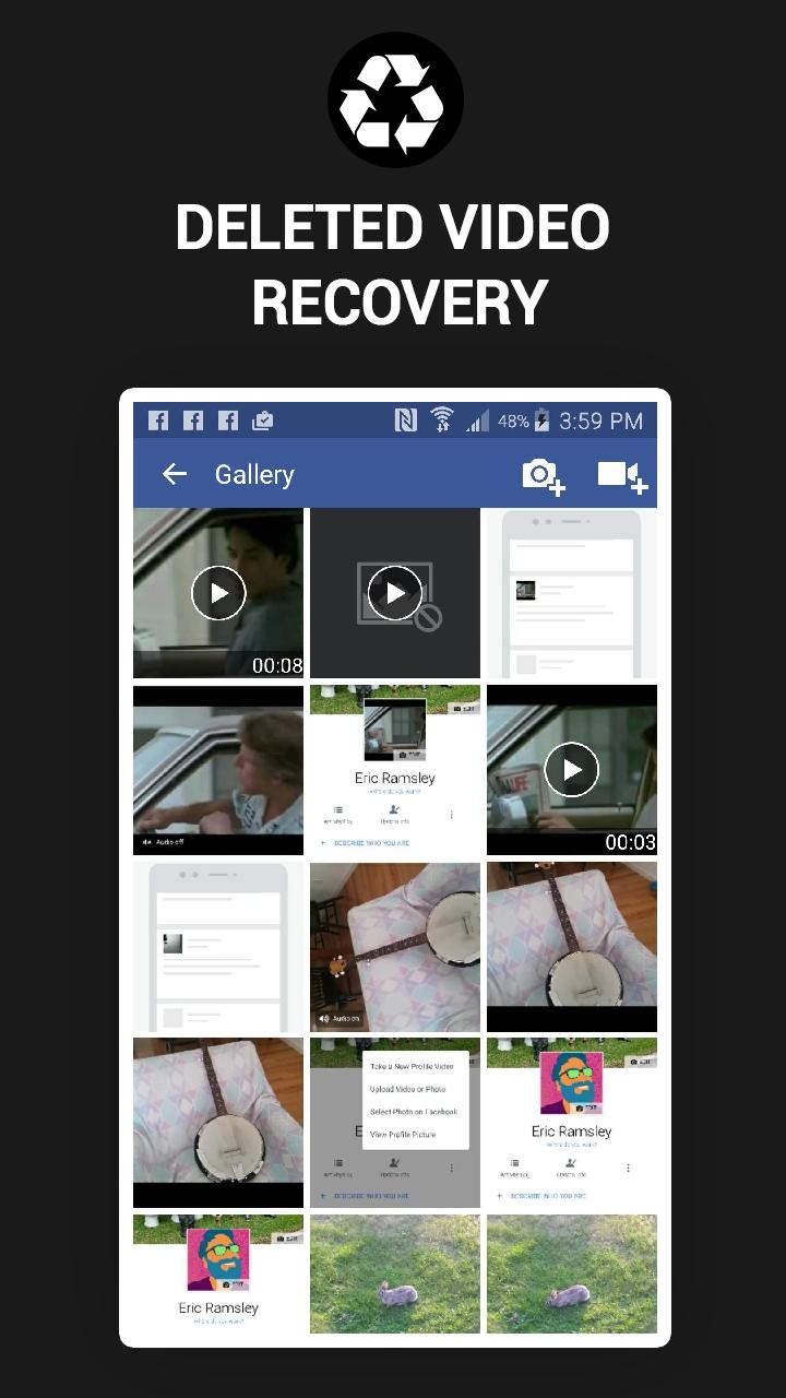 Deleted Video Recovery App Pro 2019 For Android Apk Download