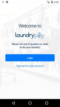 LaundryPay poster