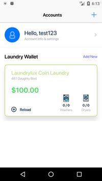 LaundryPay screenshot 2