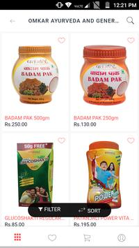 Omkar Ayurveda & General Stores screenshot 3