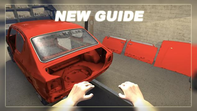 Guide For My Summer Car poster