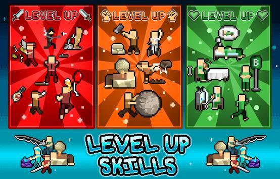 Idle Skilling 截图 2