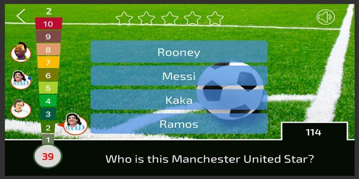 Football Quiz screenshot 2