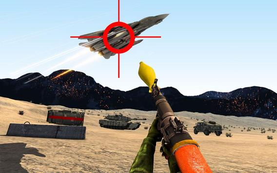 Jet War Fighter Airplane Shooting screenshot 2