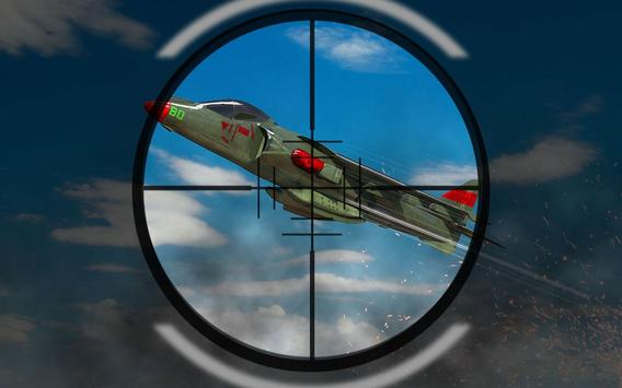 Jet War Fighter Airplane Shooting screenshot 9