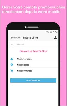 Promocouches.com screenshot 2