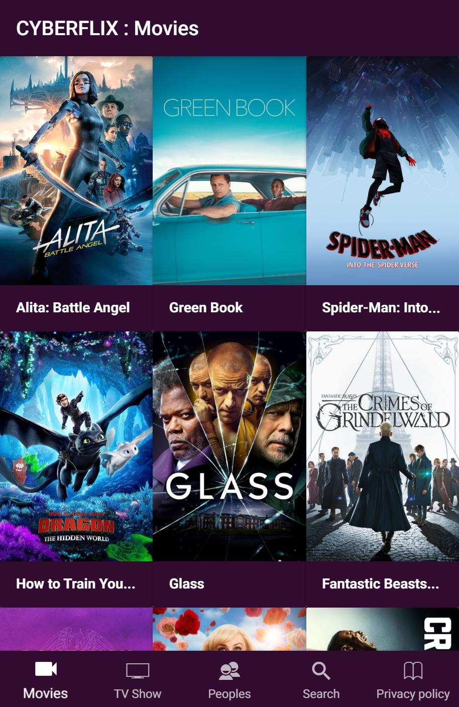 Cyberflix for Android - APK Download