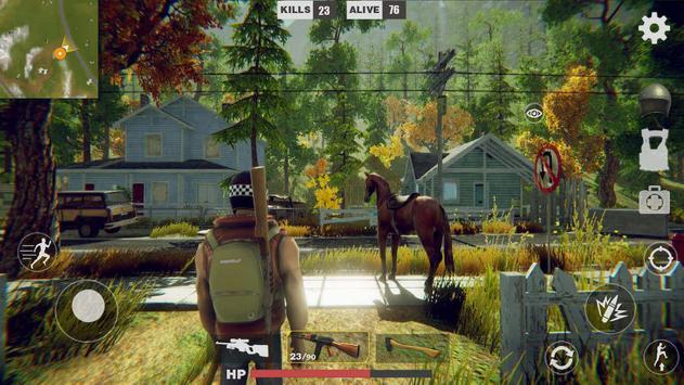 Royale Battle Survivor screenshot 2