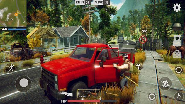 Royale Battle Survivor screenshot 4