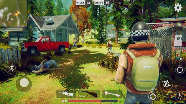 Royale Battle Survivor screenshot 6
