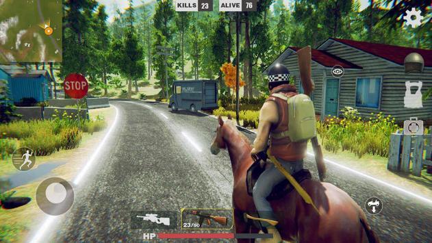 Royale Battle Survivor screenshot 1