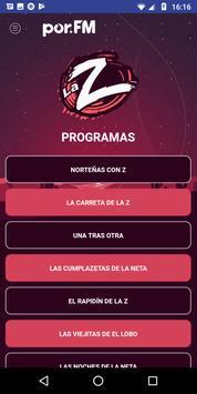 La Z Radio screenshot 3