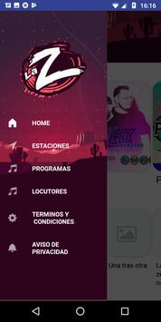 La Z Radio screenshot 1