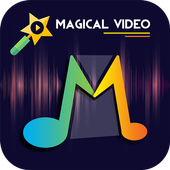 Magical Effect Video Maker with Music icon