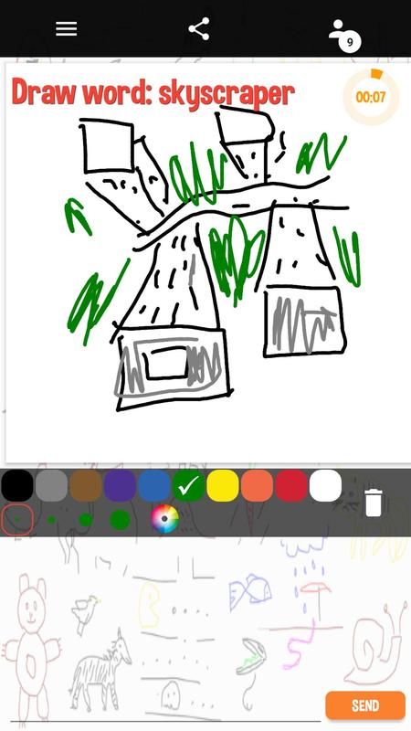 Lets Draw It Best Multiplayer Drawing Games For Android Apk Download