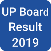 UP Board Result 2019 Class 10th 12th icon