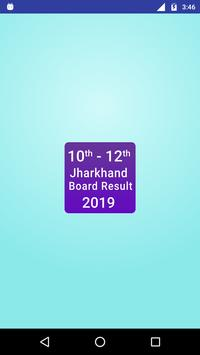 Jharkhand Board 10th 12th Result 2019 Plakat