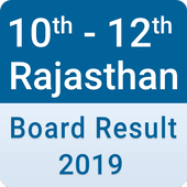 Rajasthan Board 10th 12th Result 2019 icon