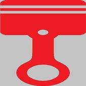 Piston Speed Calculator icon