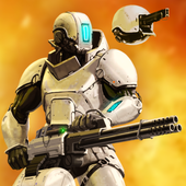 CyberSphere: TPS Online Action-Shooting Game أيقونة