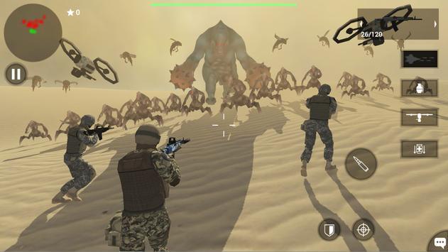 Earth Protect Squad imagem de tela 4