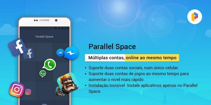 Parallel Space-Várias contas imagem de tela 4