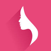 ikon Kalender Menstruasi
